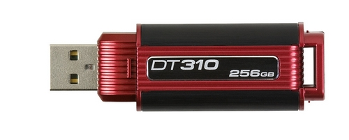 DT310 256GB Front Top open
