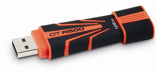 DTR500 Angle Top Capback 128GB